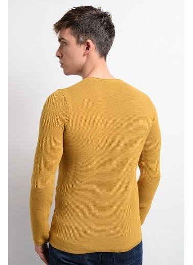 Rodi Jeans Triko Sarı
